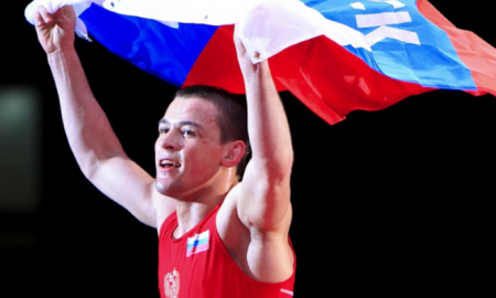 Artem Surkov wins the 2017 Wladyslaw Pytlasinski Cup in Warsaw, Poland