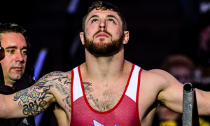 Two-time Olympian & 2017 US Greco-Roman World Team member Ben Provisor on the Five Point Move Podcast