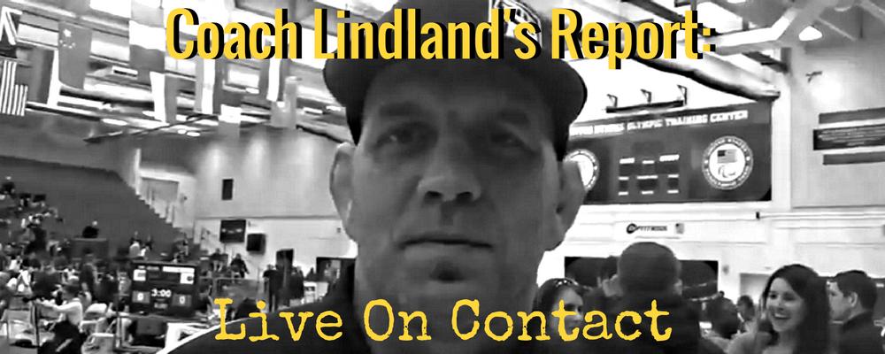 Coach Lindland Report World Team Camp 2017