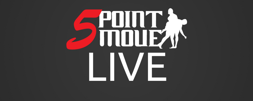 five point move live, post 2017 greco worlds recap