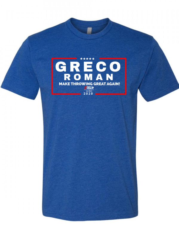 Make Throwing Great Again official t-shirt