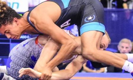 cevion severado, 2017 junior greco-roman world championships