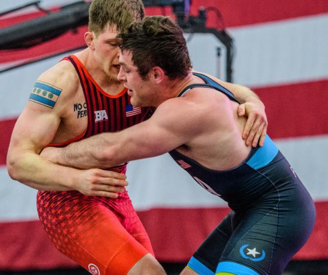 Ben Provisor, 2017 Greco-Roman World Championships 85 kg