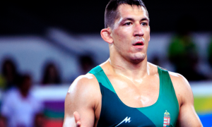 2017 Greco-Roman World Championships 85 kg