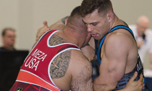 2017 world military wrestling championships, team usa roster