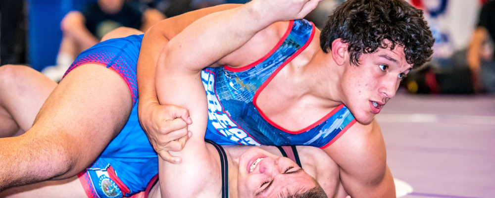 ashton sharp, 2017 cadet worlds