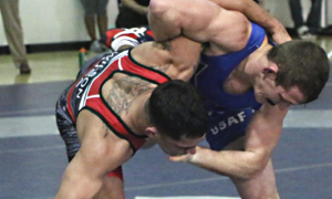 brandon mueller, us air force, 2017 armed forces championships