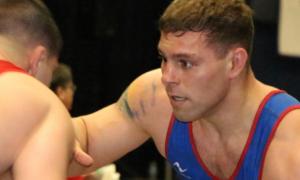 daniel miller, 98 kg, 2017 cism military world wrestling championships