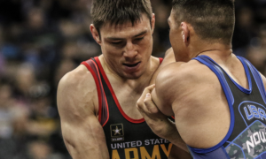 Ildar Hafizov of the US Army is set to compete at the 2017 CISM Worlds