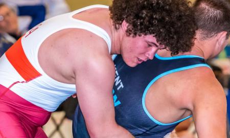 cohlton schultz at 2017 cadet world championships