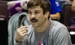 andy bisek, us u23 greco-roman world team head coach