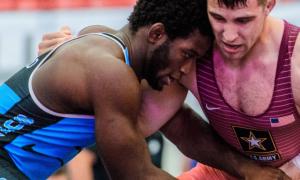 Kevin Radford will be wrestling at the Oleg Karavaev tournament in Belarus