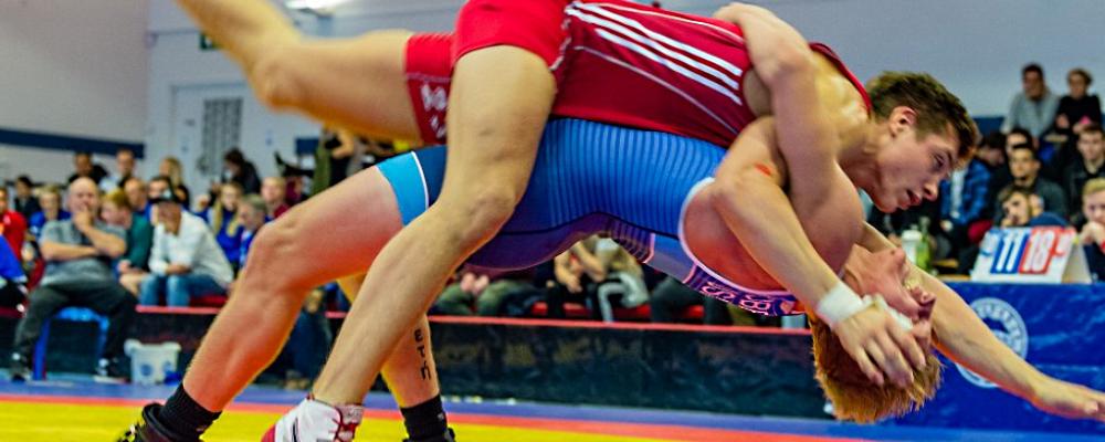 team skane brottning dual meet 2017