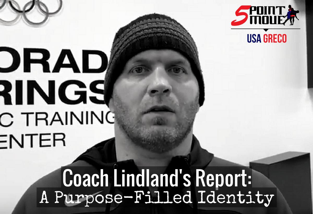 Coach Lindland's Report- (1)