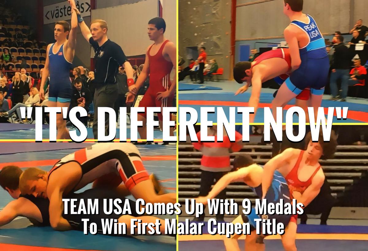 Team USA wins 2017 Malar Cupen