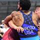 G'Angelo Hancock, 130 kg, at the 2017 U23 Greco-Roman World Championships
