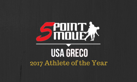 Five Point Move 2017 Athlete of the Year