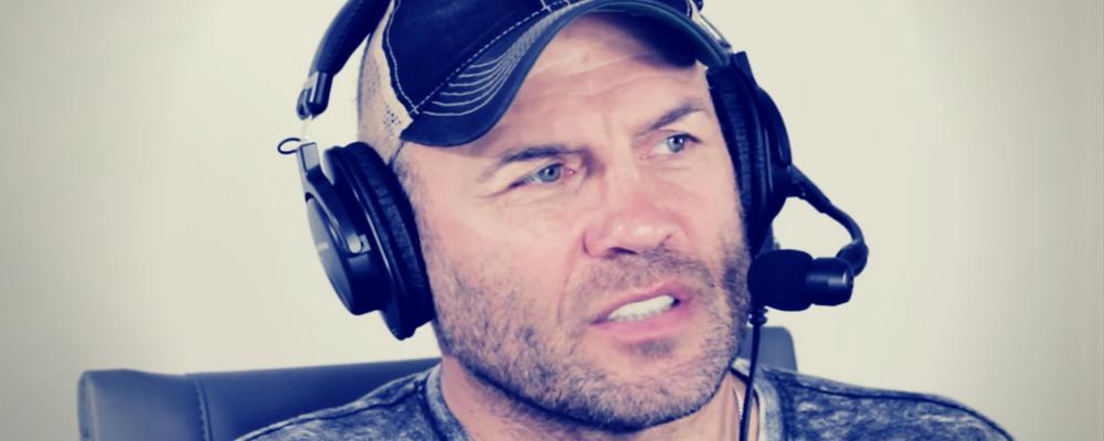 Randy Couture talks Greco-Roman