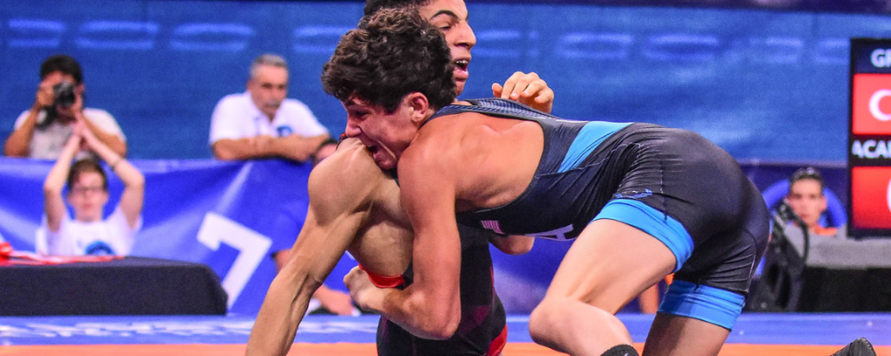 ridge lovett, top 10 us greco-roman matches of 2017