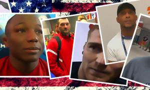 2018 US Greco-Roman World Team Coaches