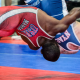 international training camp for greco-roman