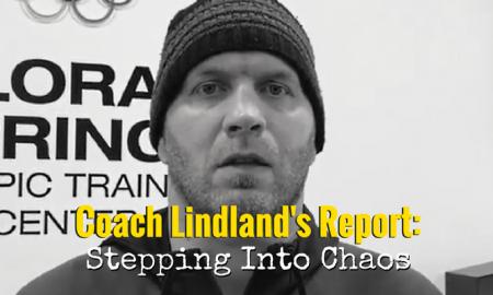 Coach Lindland's Report, Feb 2018