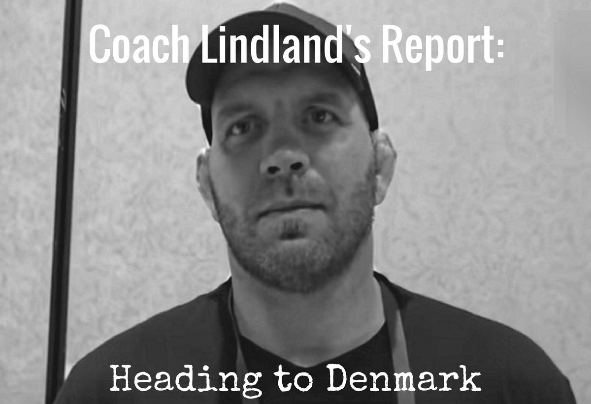 Lindland, Thor Masters 2018