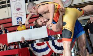 daniel miller, 2018 armed forces championships