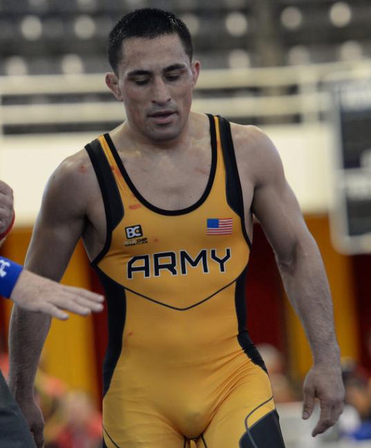 Marco Lara, 67 kg, Army/WCAP