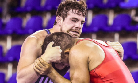 Patrick Smith will be participating in the USA vs. Serbia Greco-Roman dual in Boise