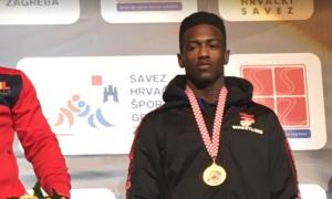 xavier johnson, 2018 grand prix zagreb open bronze medalist