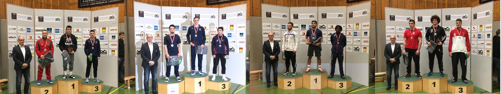 2018 austrian open us greco-roman champs