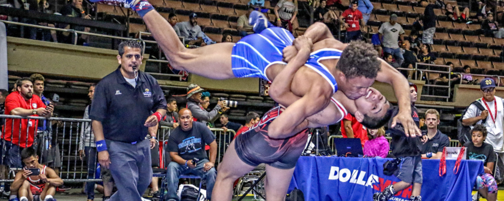 2018 national greco-roman workshop