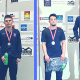 USA medalists at 2018 Austrian Open