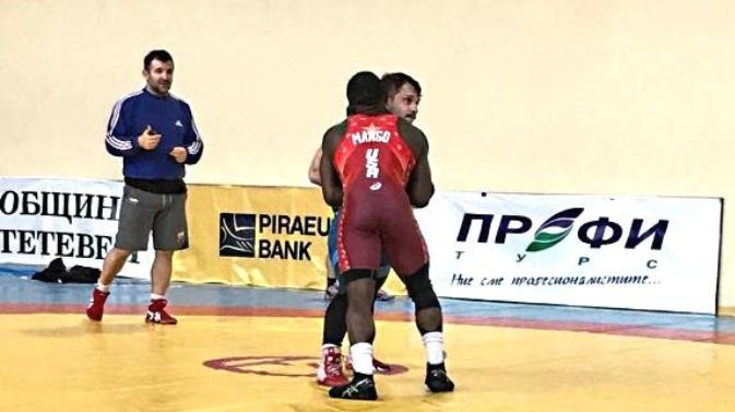 ryan mango wrestling bulgaria