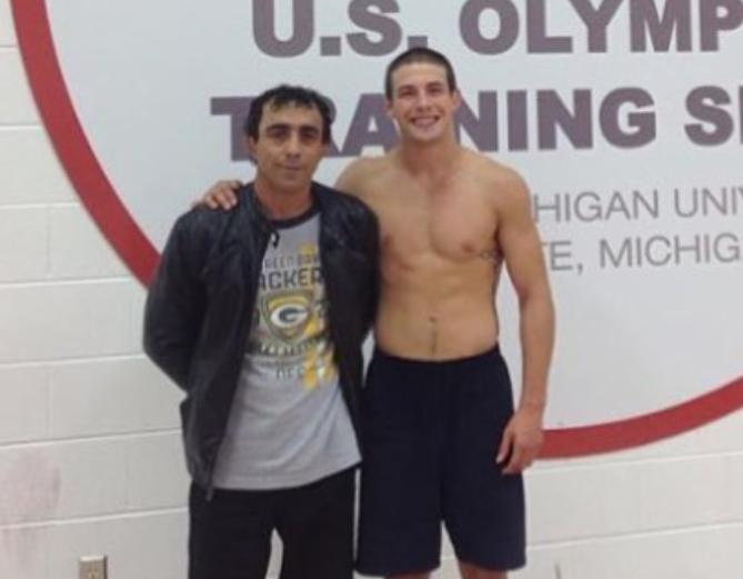 Austin Morrow and Aghasi Manukyan