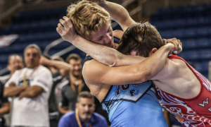 2018 usa greco-roman national workshop series