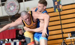 Daniel Miller, 97 kg US Greco-Roman National Champion