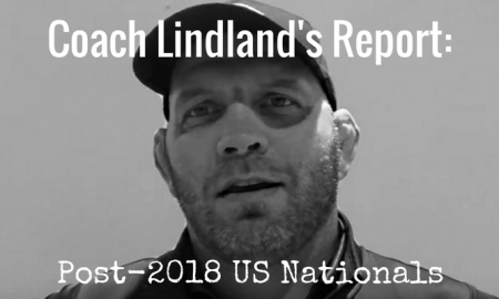 Coach Matt Lindland Post-2018 US Nationals