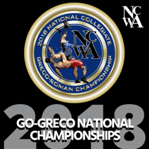 ncwa 2018 go greco national championships