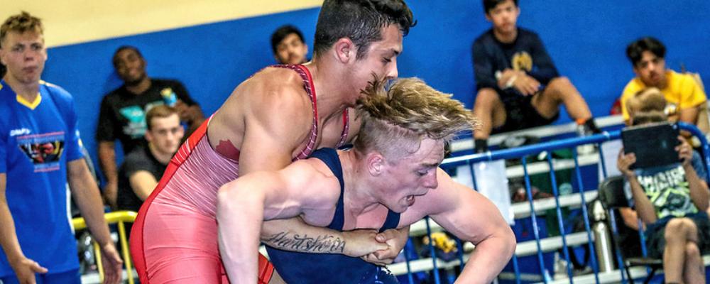 Mason Hartshorn, 2018 Junior Greco World Duals