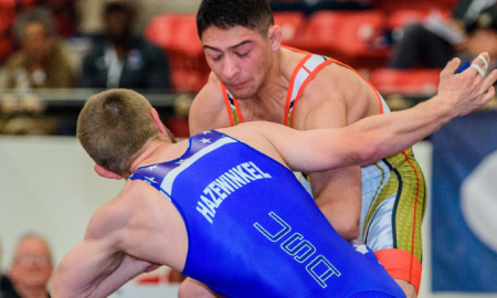 2018 us greco-roman world team trials