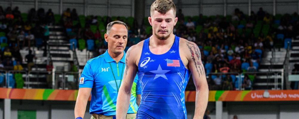 2018 us greco-roman world team trials, jesse thielke