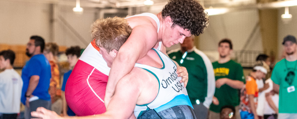 2018 us junior greco-roman world team, zac dominguez q&a