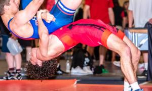 dominic damon, 2018 cadet greco-roman world championships