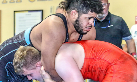 nick boykin, 2018 uww junior greco-roman world team trials