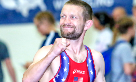 sam hazewinkel, 2018 usa greco-roman world team