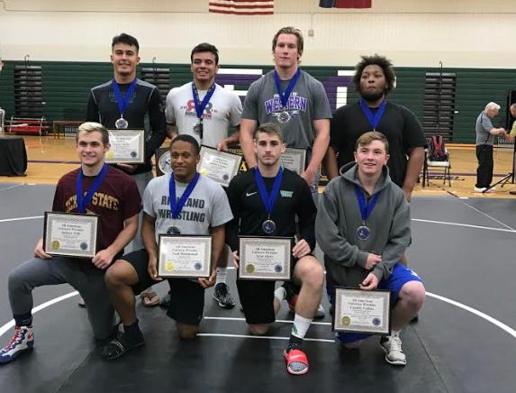 2018 NCWA Go Greco National Championships winners