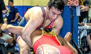 2018 fargo junior greco-roman national semifinals