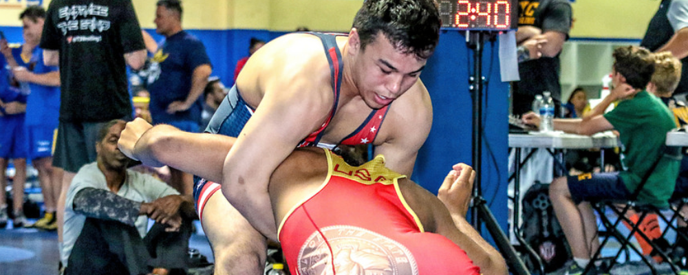 2018 fargo junior greco-roman national semifinals